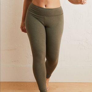 AERIE OG Camo Green Legging
